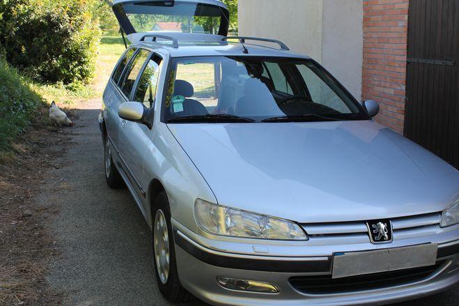 Peugeot 406 BREAK 2L ESSENCE Grise de 1999