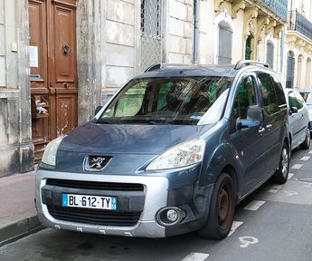 Voir détails -Peugeot Partner Tepee à Montpellier (34)