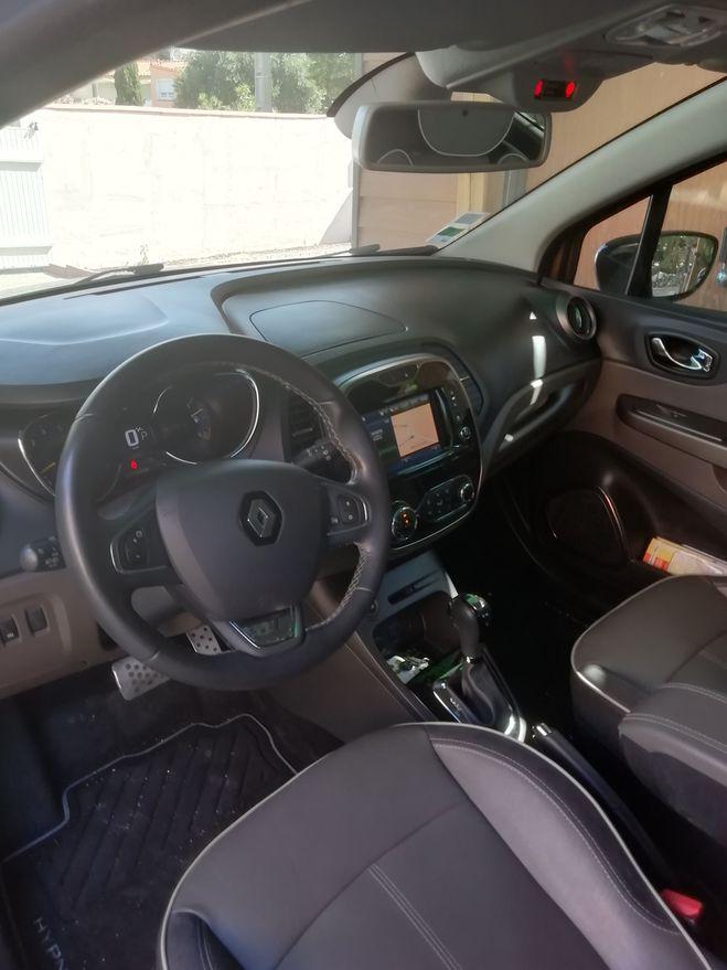 Renault Captur DCI 60 ENERGYE6 HYPNOTIC EDC  de 2016