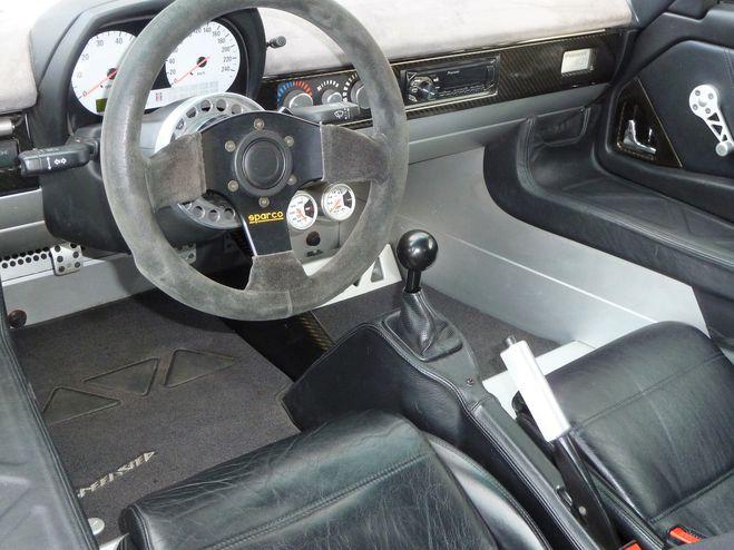 Opel Speedster 2,2L TURBO DBILAS 300cv (Elise - Exige) bleu de 2005