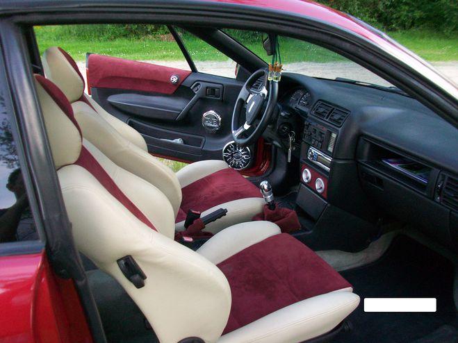 Opel Calibra Tunning  de 1990