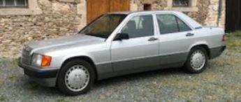 Voir détails -Mercedes 190 1ere main à Boussac (23)
