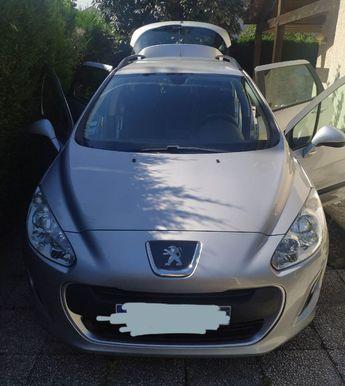 Voir détails -Peugeot 308 SW 2012 135000km 1.6HDI 6cv à Saint-Étienne (42)