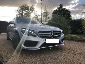 Voir détails -Mercedes Classe C  BREAK 220 SPORTLINE à Montlivault (41)