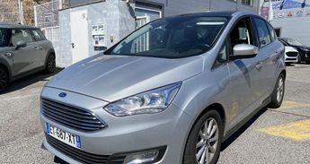 Voir détails -Ford C Max 1.0 ECOBOOST 125CH STOP&START TITANIUM X à Sainte-Maxime (83)