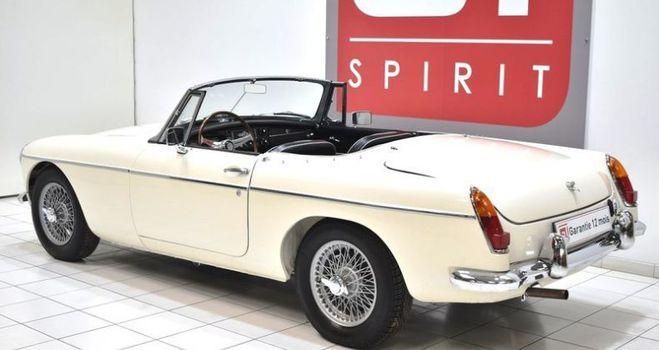 MG MGB B Old English White de 1962
