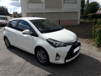 Voir détails -Toyota Yaris  phase III VVT-i Dynamic 5P 2017 à Villeurbanne (69)