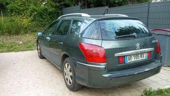 Voir détails -Peugeot 407 sw 1.6 Hdi à Tessancourt-sur-Aubette (78)