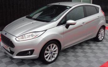 Voir détails -Ford Fiesta titanium ecoboost 1 l s&s sous garantie  à Eaubonne (95)