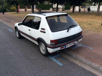 Voir détails -Peugeot 205 gti 1,6 litres de 1991  à Melun (77)