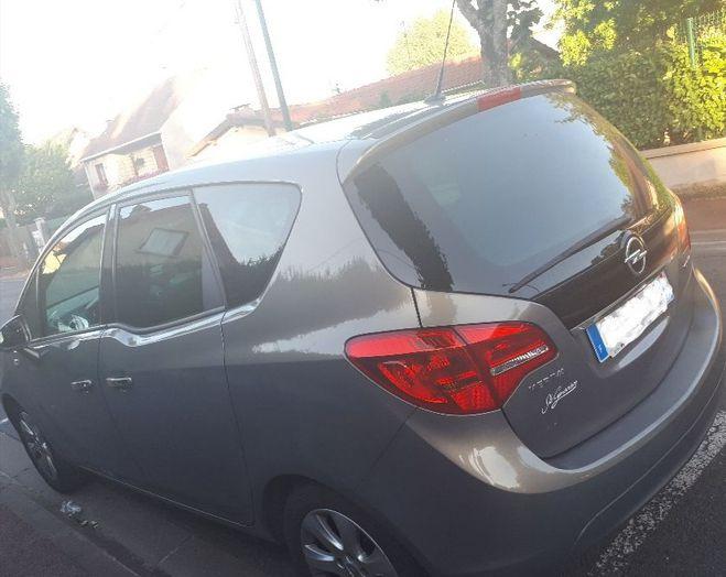 Opel Meriva 1.4 Turbo 120 Cosmo Grise  de 2012
