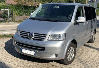 Voir détails -Volkswagen Multivan T5 2.5 TDI 174 HIGHLINE 2008 7pl à Pouilley-les-Vignes (25)