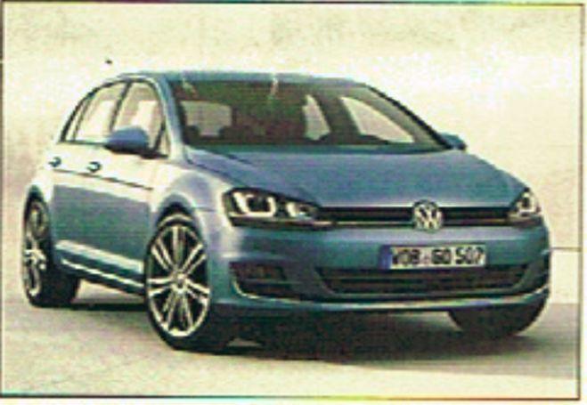 Volkswagen Golf 1,6 TDI BLUE MOTION TECHNOLOGY CONFORT L Bleue  de 2015