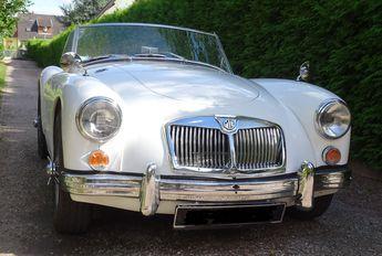 Voir détails -MG MGA 1956 à Hindisheim (67)