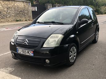 Voir détails -Citroen C2 1.1L faible consommation à Dijon (21)