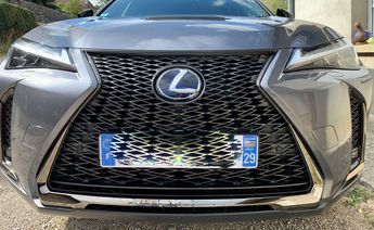 Voir détails -Lexus UX 250H F Sport 4x4 - 2020 à Somain (59)