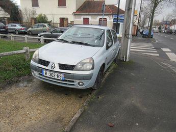 Voir détails -Renault Clio 1.4 16V 98CH EXPRESSION 5P à Sevran (93)