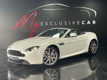 Voir détails -Aston martin V8 Vantage VOLANTE ROADSTER 4.7 426 ch SPORTSHIFT B à Lissieu (69)