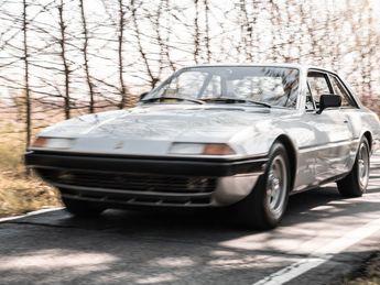 Voir détails -Ferrari 365 GT4 2+2 à Saint-Marcel-de-Félines (42)