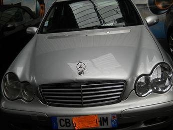 Voir détails -Mercedes 200 200cdi à Argenteuil (95)