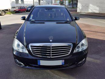 Voir détails -Mercedes Classe S CLASSE S VI 500 4MATIC BVA7 à Aubervilliers (93)