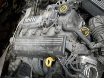 Voir détails -Mini One vente moteur faible km à Argenteuil (95)