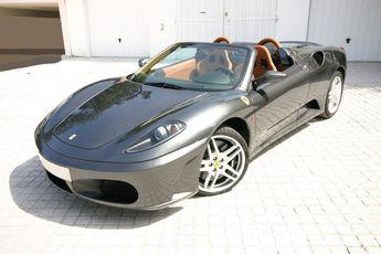 Voir détails -Ferrari F430 Spider F1 à Aix-les-Bains (73)