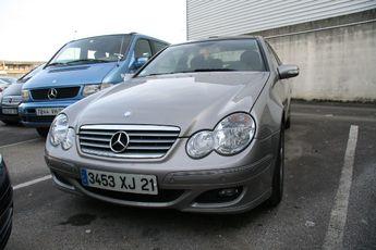 Voir détails -Mercedes Coupe 200 CDI à Chenôve (21)