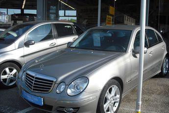 Voir détails -Mercedes Classe E 280 CDI V6 Avantgarde à Lons-le-Saunier (39)
