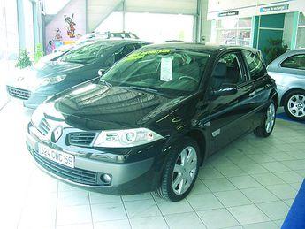 Voir détails -Renault Megane COUPE CDi 105CH à Marles-les-Mines (62)