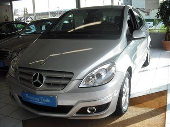 Voir détails -Mercedes Classe B B180CDI M6 FL à Lons-le-Saunier (39)