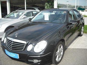 Voir détails -Mercedes Classe E E280CDI V6 AVANTGARDE 4M BA à Lons-le-Saunier (39)