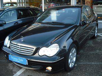Voir détails -Mercedes Classe C C220CDI ELEGANCE à Lons-le-Saunier (39)