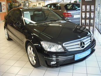 Voir détails -Mercedes Coupe CS 200CDI à Lons-le-Saunier (39)