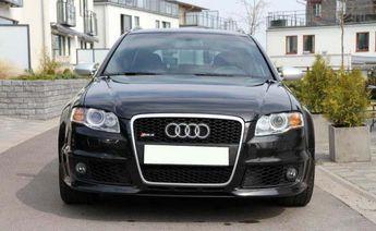 Voir détails -Audi RS4 AVANT V8 4.2 FSI 420 à Lille (59)