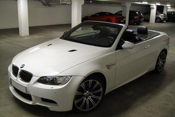 Voir détails -BMW M3 CABRIOLET DKG V8 420 à Lille (59)