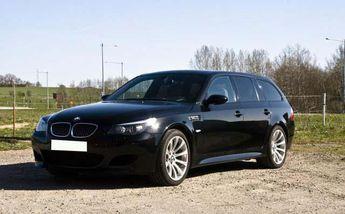 Voir détails -BMW M5 TOURING V10 5.0 500 SMG à Lille (59)