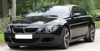 Voir détails -BMW M6 V10 5.0 500 SMG à Lille (59)