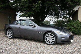 Voir détails -Maserati Gran Turismo 4.2 V8 405 BVA à Lille (59)