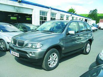 Voir détails -BMW X5 3.0L D LUXE BVA à Marles-les-Mines (62)