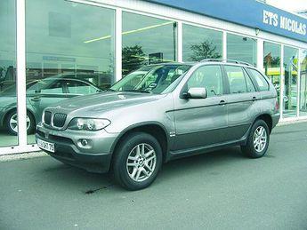Voir détails -BMW X5 D PACK LUXE à Marles-les-Mines (62)