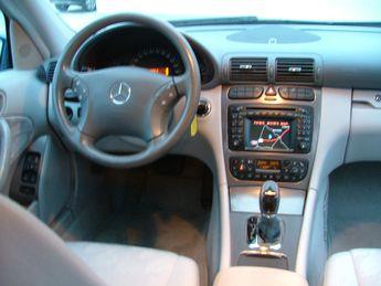 Voir détails -Mercedes Classe C C 200 CDI AVANTGARDE à Mundolsheim (67)