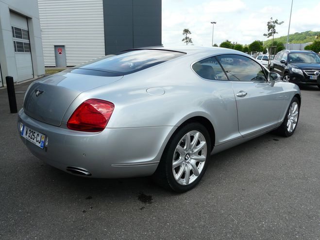 Bentley Continental GT Argent  de