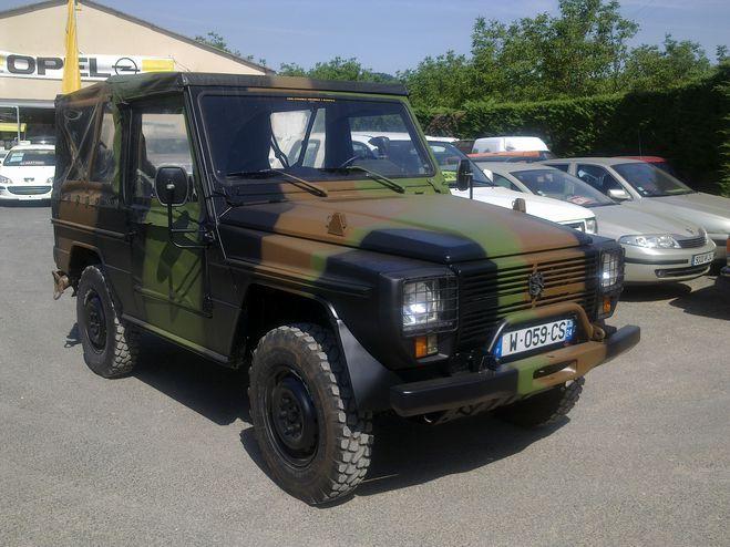 Peugeot P4  Vert Fonce  de