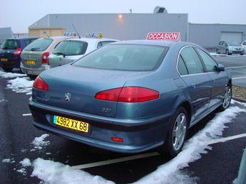 Voir détails -Peugeot 607 2.2 hdi à Haguenau (67)
