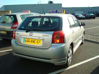 Voir détails -Toyota Corolla  à Haguenau (67)
