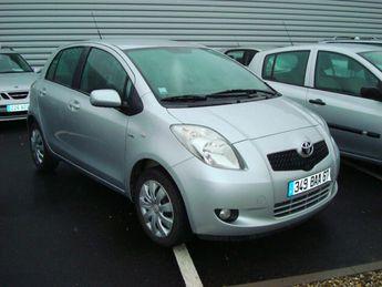 Voir détails -Toyota Yaris  à Haguenau (67)