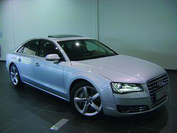 Voir détails -Audi A8 V8 4.2L TDi Avus Quattro Tiptronic à Boulogne-sur-Mer (62)