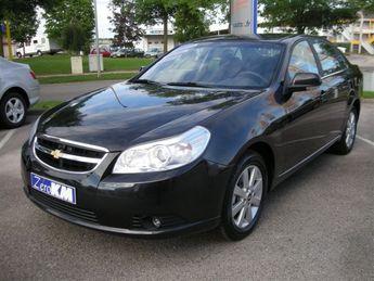 Voir détails -Chevrolet Epica 2.0 VCDI 150 LS à Liévin (62)