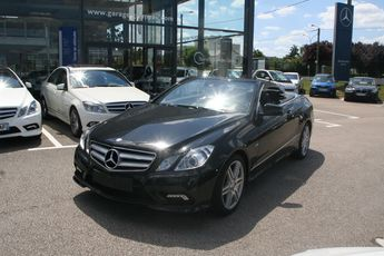 Voir détails -Mercedes Classe E 350 CDI BLUE EFFICIENCY PACK AMG à Chenôve (21)